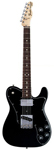 Fender Classic Series 72 Telecaster Custom Black with Gig Bag