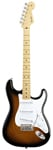 Fender Classic Player 50s Stratocaster 2 Color Sunburst with Gig Bag