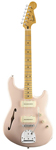 Fender Pawn Shop Offset Special Shell Pink with Gig Bag