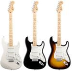 Fender Standard Stratocaster Maple Fingerboard Artic White