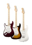 Fender Standard Stratocaster Left Handed Maple Fingerboard