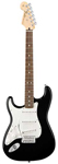 Fender Standard Upgrade Stratocaster Left Handed with Gigbag