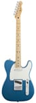 Fender Standard Telecaster Electric Guitar Lake Placid Blue