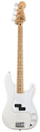 Fender Standard Precision Bass Maple Fingerboard Arctic White