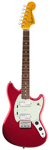 Fender Pawn Shop Mustang Special Candy Apple W/B