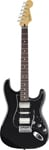 Fender Blacktop Stratocaster HSH Electric Guitar