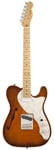 Fender Select Telecaster Thinline Electric Guitar with Case