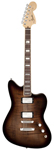 Fender Select Carved Maple-Top Jazzmaster HH Electric Guitar with Case