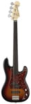 Fender Tony Franklin Fretless Precision Bass 3 Color Sunburst wCase