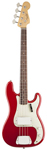 Fender American Vintage 63 Precision Bass Seminole Red with Case