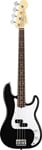 Fender American Standard Precision Bass Black with Case