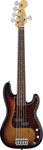 Fender American Standard Precision Bass V 5 String Rswd with Case