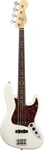 Fender American Standard Jazz Bass Rosewood Fingerboard with Case