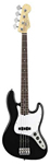 Fender American Standard Jazz Bass Black with Case
