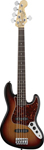 Fender American Standard Jazz V 5 Bass Rosewood with Case