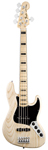 Fender American Deluxe Jazz V 5 String Bass Maple Neck with Case