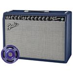 Fender Limited Edition Navy Blue 65 Deluxe Reverb 22 Watt Tube Amp