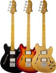 Fender Modern Player Starcaster Bass Guitar