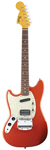 Fender Kurt Cobain Signature Mustang Left Handed Electric Guitar