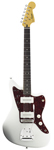 Squier Vintage Modified Jazzmaster Electric Guitar Olympic White