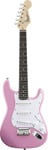 Squier Afinity Mini Stratocaster Pink Electric Guitar