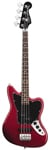 Squier Vintage Modified Jaguar Bass Special SS Candy Apple Red