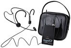 Fender Passport UHF Wireless Executive Kit Headset/Lapel Mics