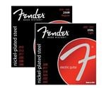 Fender Super 250 Nickel Plated Steel Guitar Strings