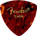 Fender 346 Shape Classic Celluloid Guitar Picks