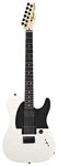 Fender Jim Root Telecaster Electric Guitar White with Case