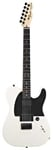 Fender Jim Root Telecaster Electric Guitar Black with Case