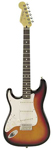 Fender Standard Stratocaster Left Handed with Gig Bag