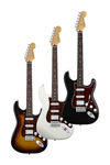 Fender Deluxe Lone Star Stratocaster with Gig Bag