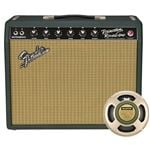 Fender Exclusive 65 Princeton Reverb British Green with Celestion G12