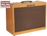 Fender Exclusive Run Hot Rod Deluxe III Tweed Guitar Amp