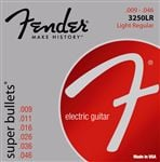 Fender 3250LR Super Bullet Electric Guitar Strings 9-46
