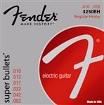 Fender 3250RH Super Bullet Electric Guitar Strings 10-52