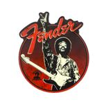 Fender Jimi Hendrix Peace Sign Magnet