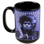 Fender Jimi Hendrix Kiss the Sky Mug