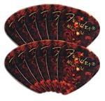 Fender 351 Classic-Premium Celluloid Guitar Picks