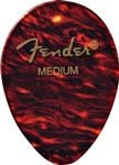 Fender 354 Shape Classic Celluloid Guitar Picks 12 Pack