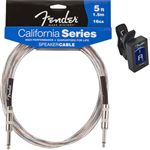 Fender California Series 1/4 Inch 16 Gauge Speaker Cable