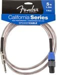 Fender California 1/4 Inch to Speakon 14 Gauge Speaker Cable