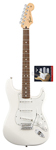 Fender Standard Strat Arctic White and Texas Special Pickup Set