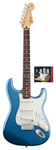 Fender Standard Strat Lake Placid Blue and Texas Special Pickup Set
