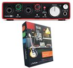 Focusrite Scarlett 2i2 Gen 2 With Time and Tone Software
