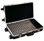 Gator GMIX12X24 ATA Mixer and Equipment Case 12Inch x 24Inch x 4.25Inch with Wheels