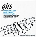 GHS Steinberger Style Double Ball End Bass Guitar Strings