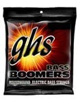 GHS 6MLDYB Bass Boomers Roundwound Guitar Strings 6-String 30-126