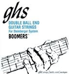 GHS DBGBL Double Ball End Boomers Electric Guitar Strings Light 10-46